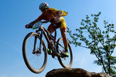 International Mountain Bike Challenge - Aquece Rio Test Event for the Rio 2016 Olympics