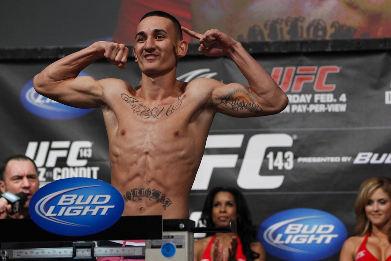 community news, Max Holloway wants UFC title shot, will settle for Frankie Edgar at UFC 205 in New York
