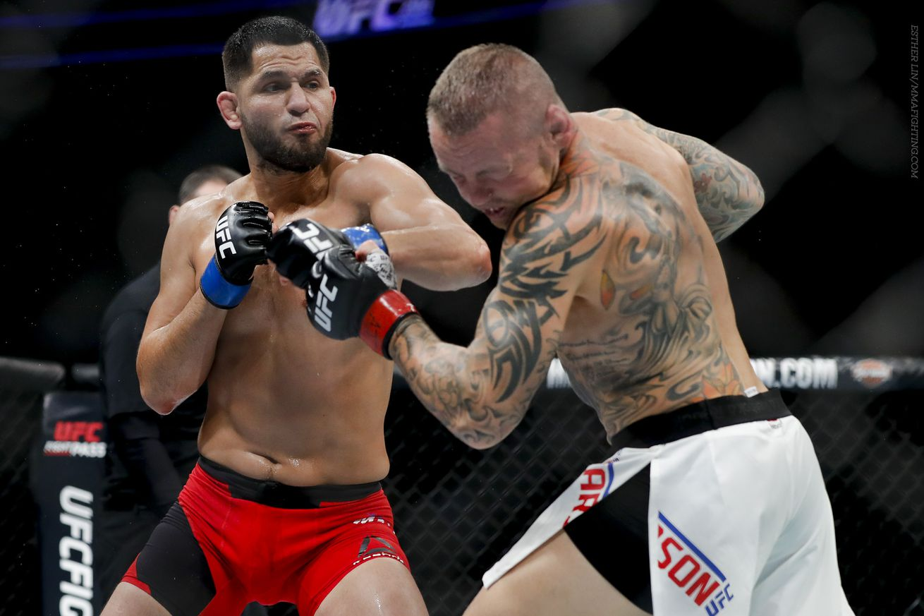 Jorge Masvidal says UFC using him to take out the guys they 'don't like'