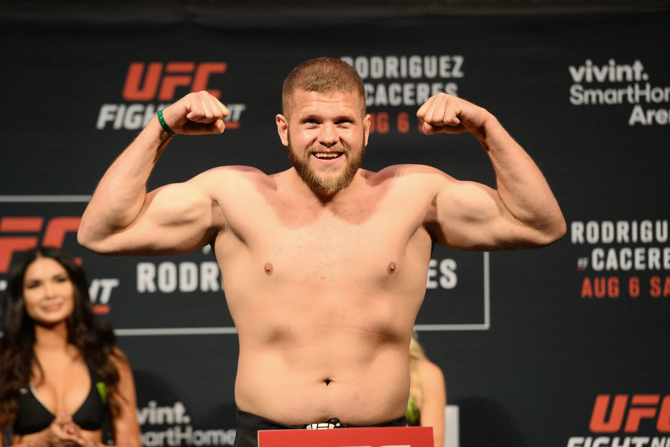 community news, Marcin Tybura gets new opponent for Saturday's UFC 208
