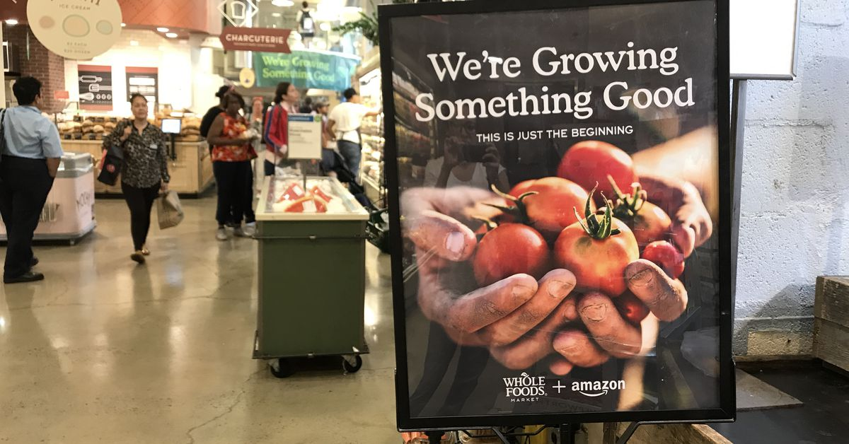 Amazon Wastes No Time In Slashing Whole Foods Prices Eater