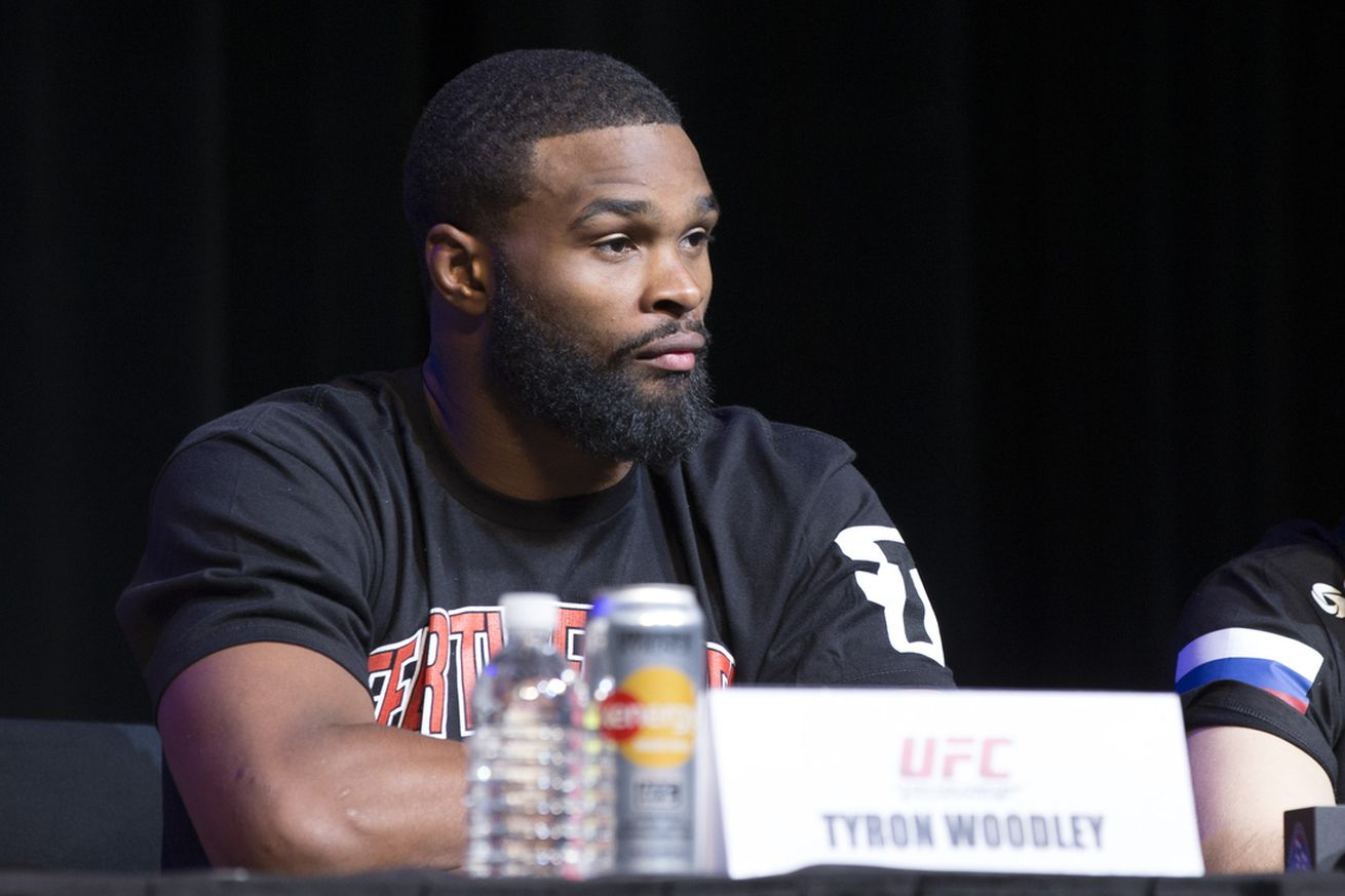 Fightweets: Is Tyron Woodley right about MMA and race?