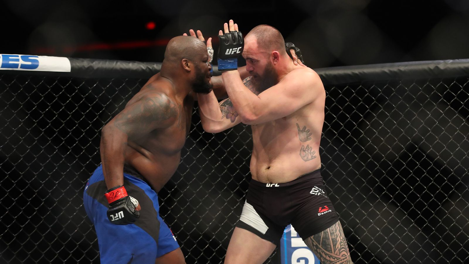 UFC Fight Night 105 medical suspensions: Travis Browne among 10 fighters issued lengthy sentences