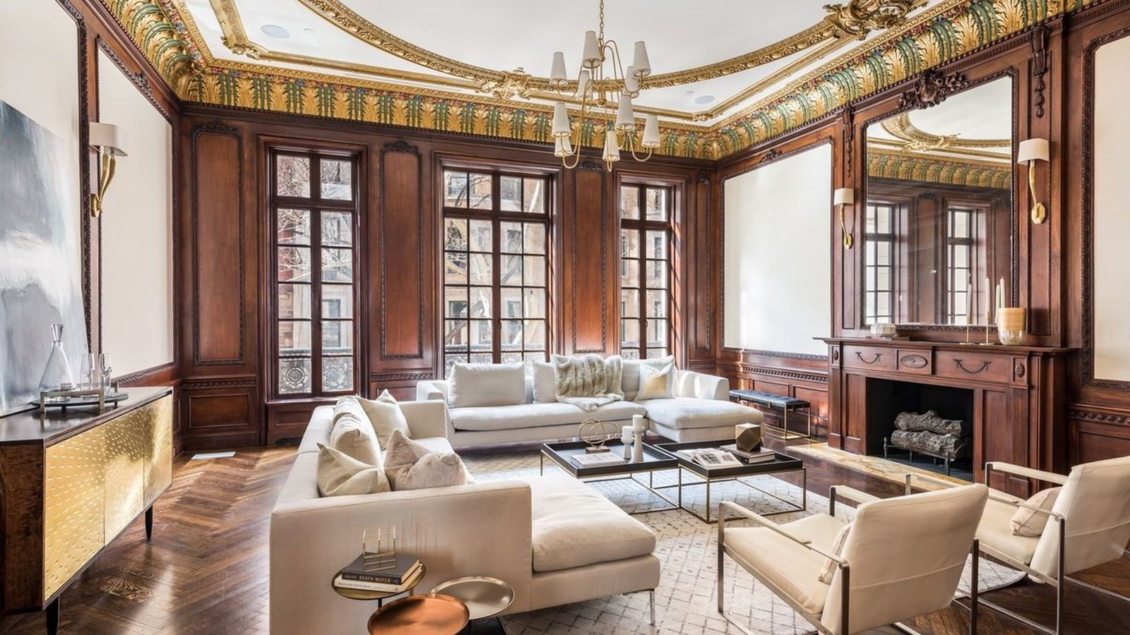 Historic Upper West Side Mansion Near Central Park Seeks