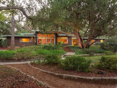 Historic, light-filled midcentury once home to Disney animator asks $3.2M