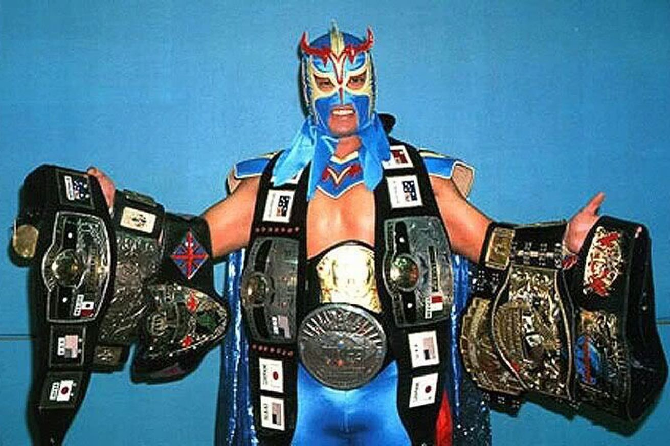 Shifting The Spotlight: Ultimo Dragon - Cageside Seats