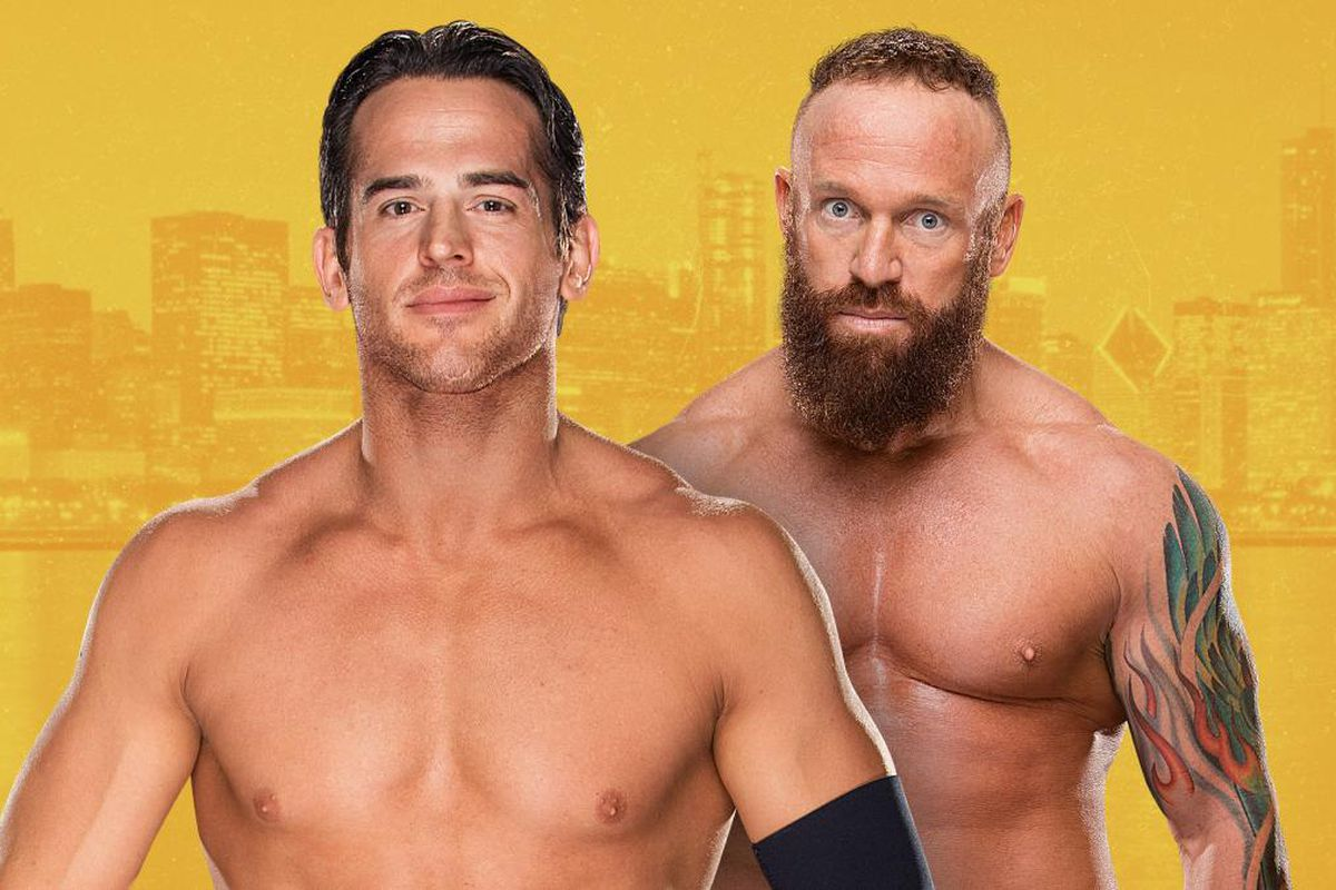 Tommaso Ciampa potentially injured at live event