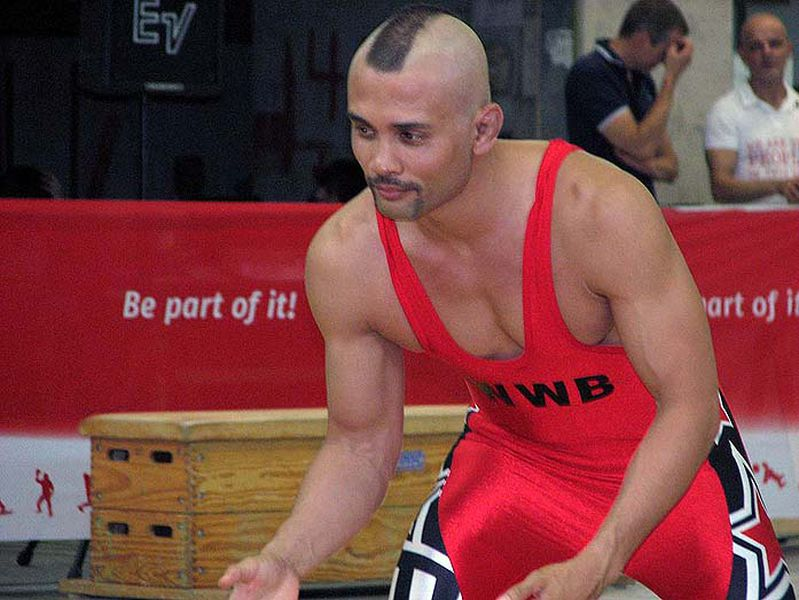 Gay Games Wrestling 110