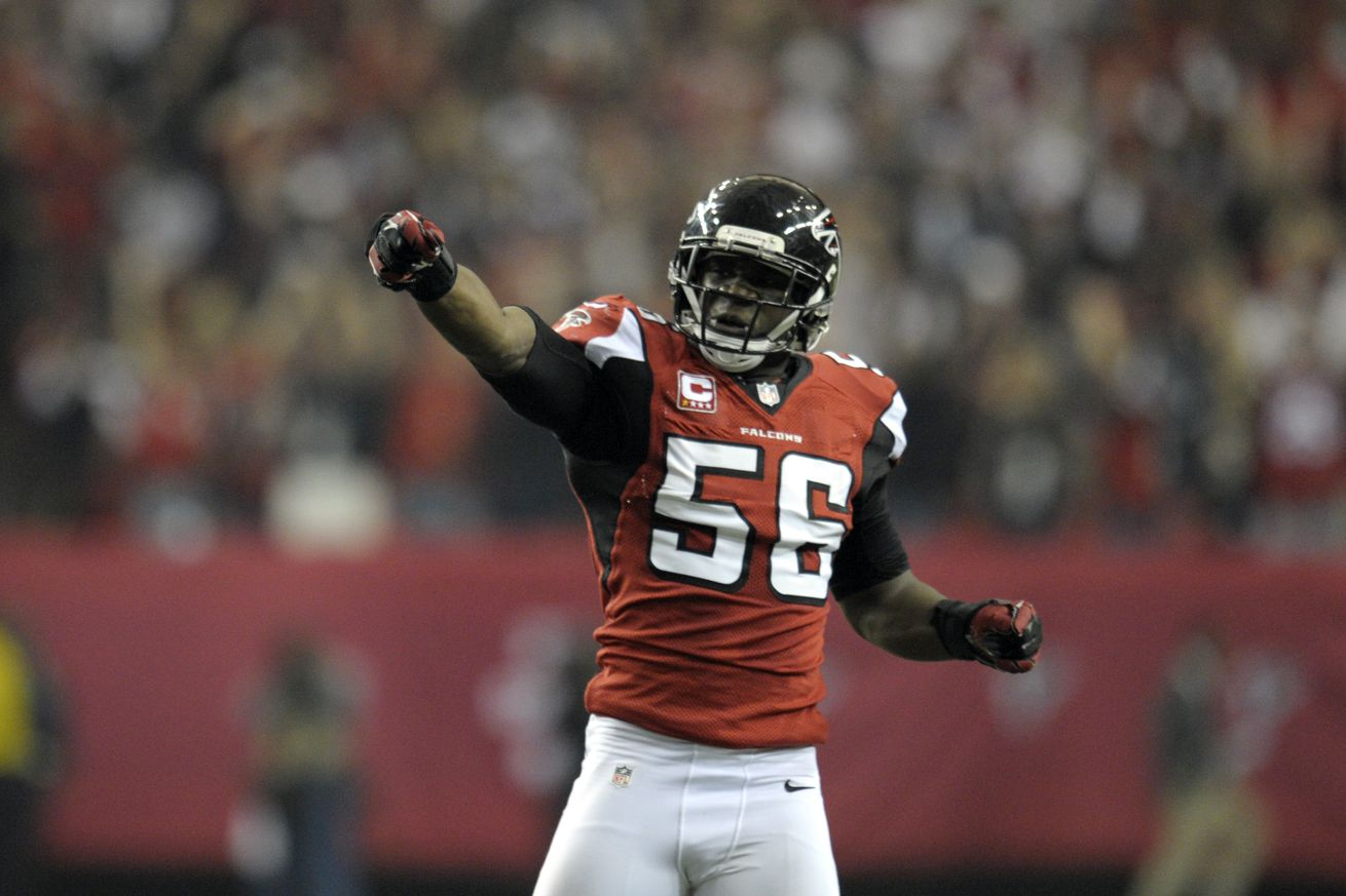 Atlanta Falcons Sean Weatherspoon ELITE Jerseys