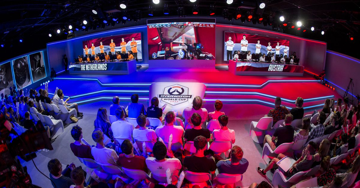 Blizzard unveils plans for new e-sports arena in Los Angeles