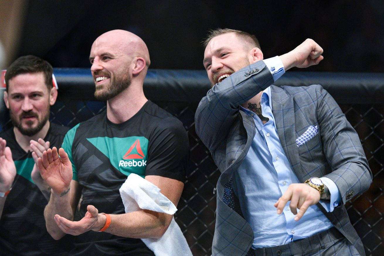 Artem Lobov will headline UFC Fight Night Nashville without coach Kavanagh and friend Conor McGregor by his side