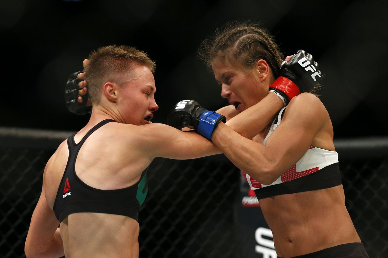 community news, UFC on FOX 24 fight card: Rose Namajunas vs Michelle Waterson preview