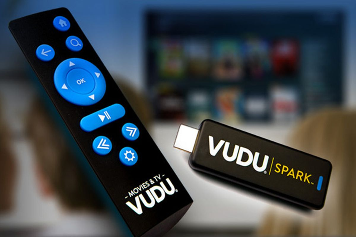 Walmart goes after Chromecast with $25 Vudu Spark - The Verge