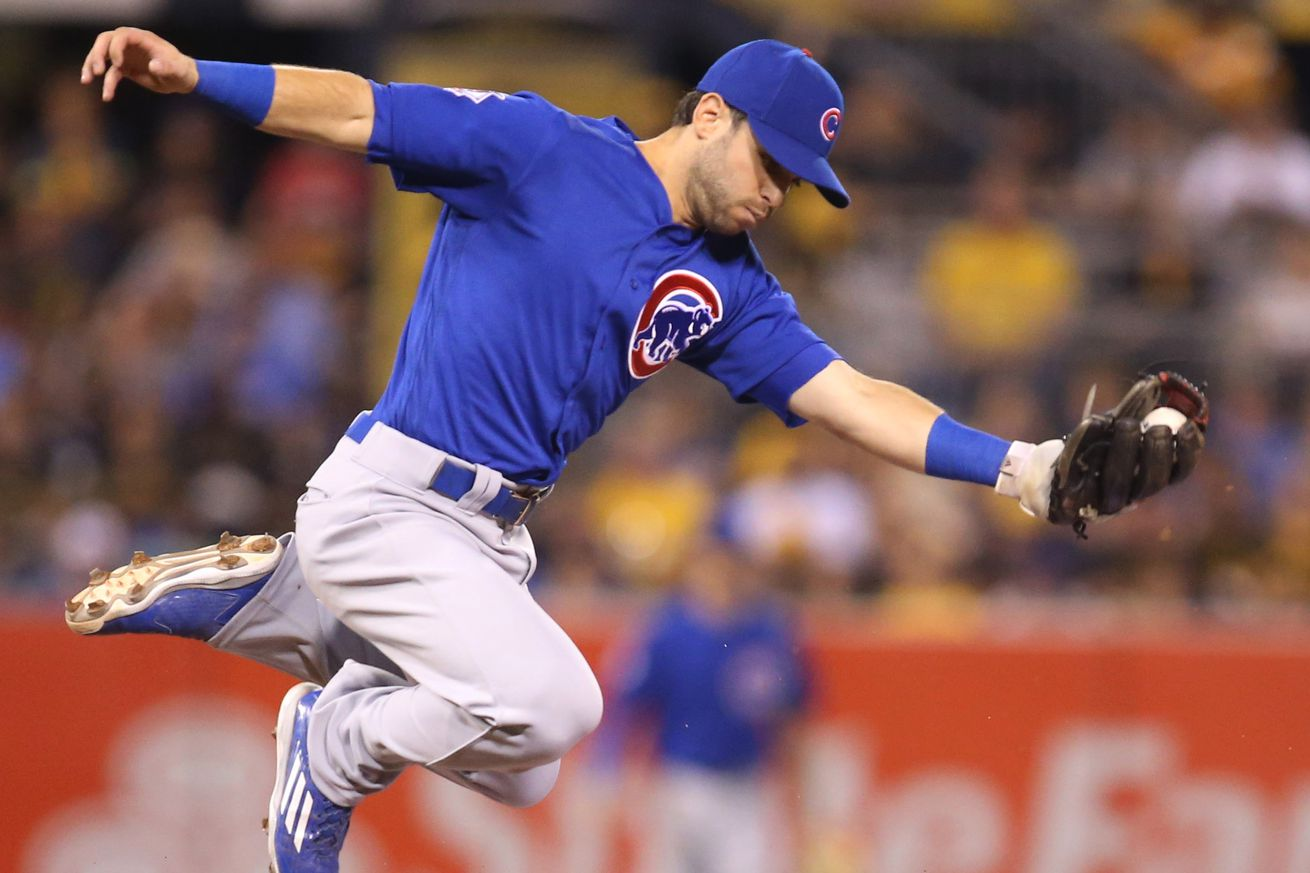 Cubs' La Stella to report to Double-A