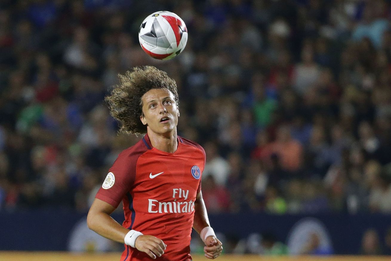 Confirmed: David Luiz Rejoins Chelsea In Massive Deadline Day Deal