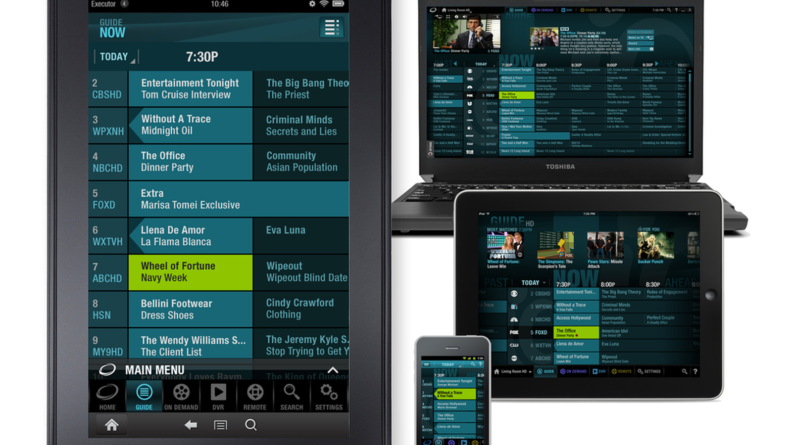 cablevision launches optimum tv app for kindle the verge