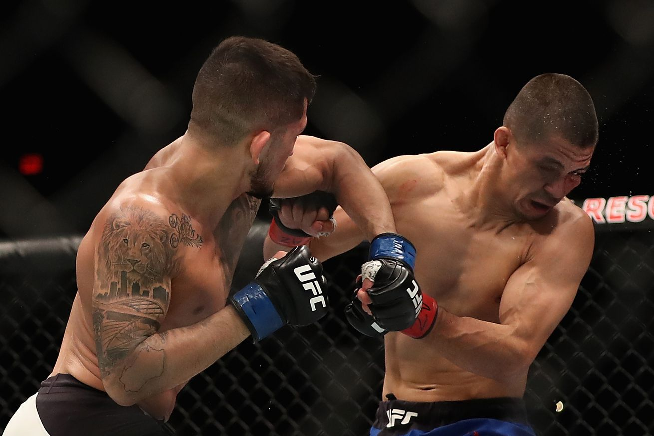UFC Fight Night 103 results from last night: John Moraga vs Sergio Pettis fight review, analysis