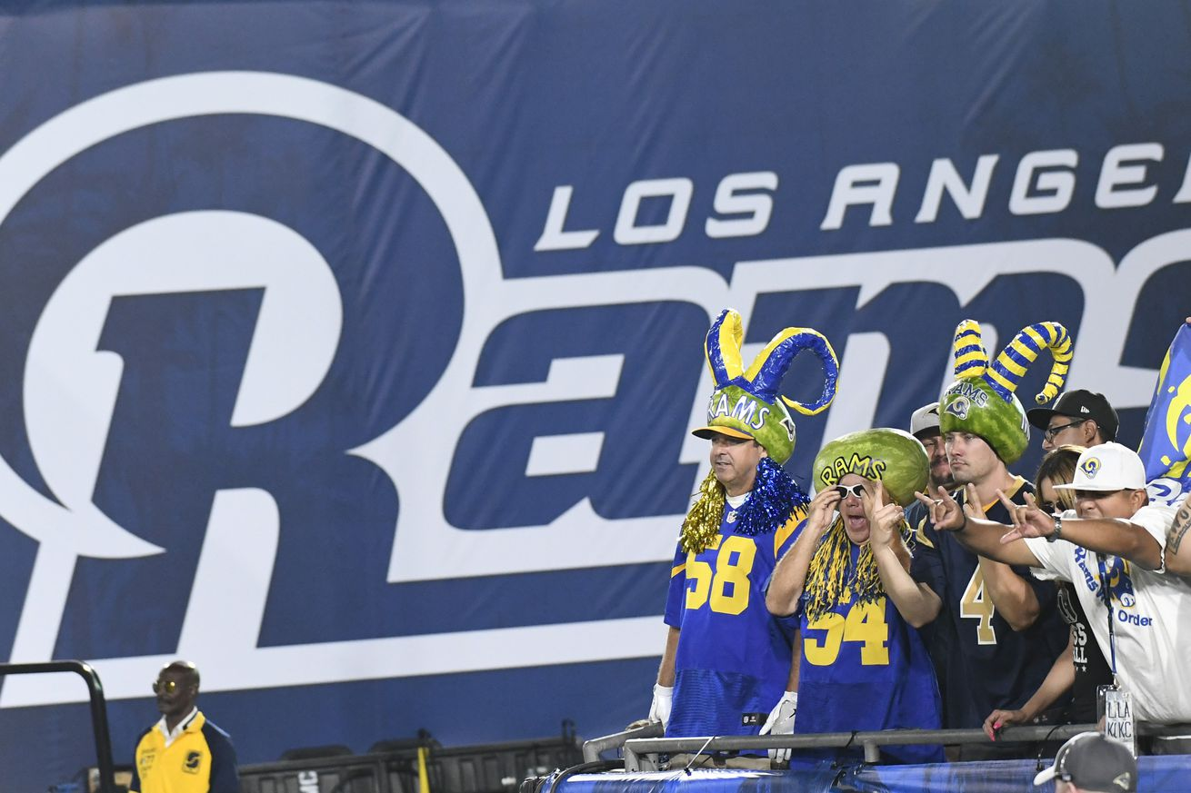 LA Rams sign DT Brockers to 3-year extension through 2019