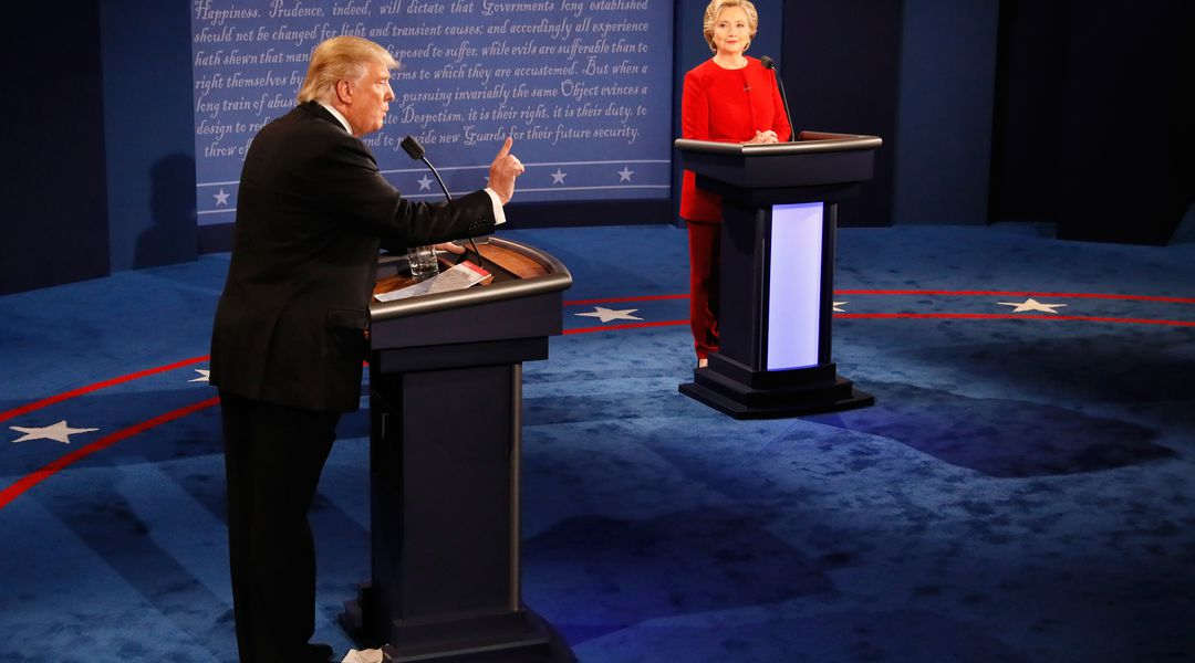 vox.com - Ezra Klein - The first debate featured an unprepared man repeatedly shouting over a highly prepared woman