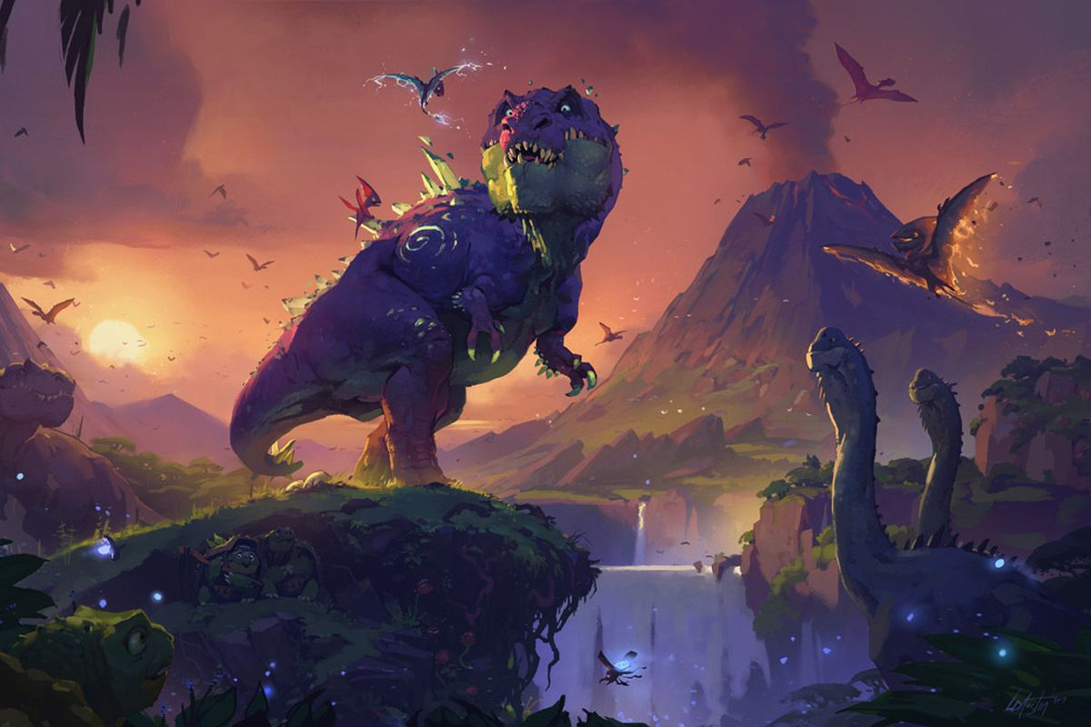 Everything To Know About Journey To Un'Goro