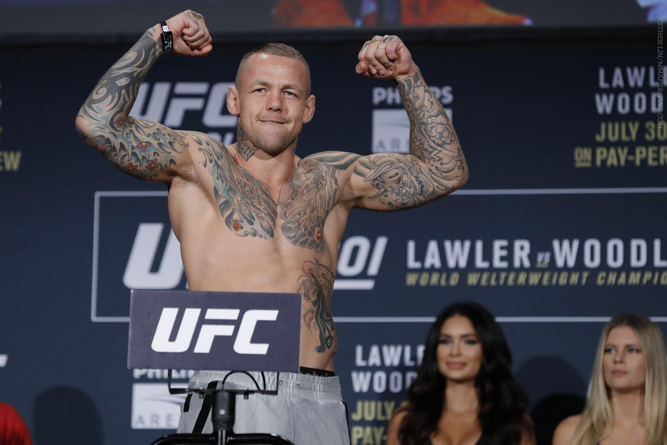 Ross Pearson vs. Dan Hooker added to UFC Fight Night 110 in New Zealand