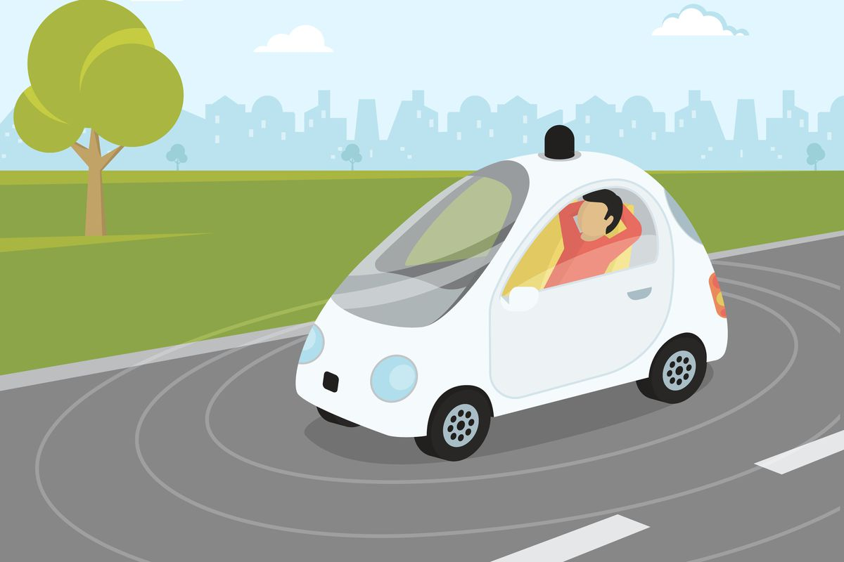 How Far Away Are Self Driving Cars