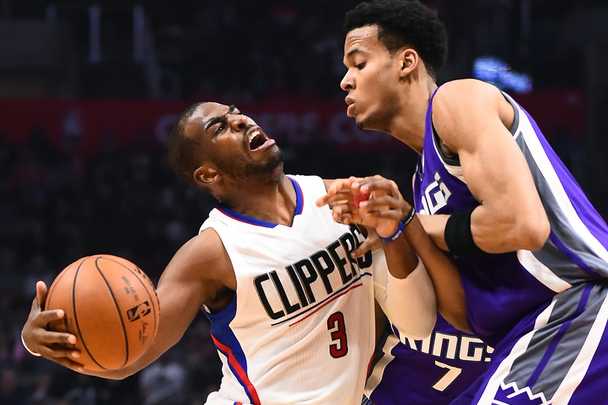 Kings beat Clippers on Cauley-Stein's basket