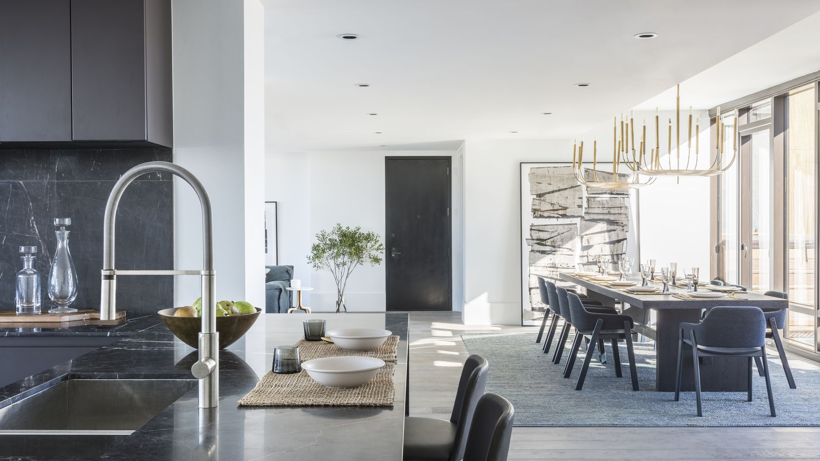 williamsburg s most expensive apartment is a 6 5m oosten penthouse curbed ny. Black Bedroom Furniture Sets. Home Design Ideas
