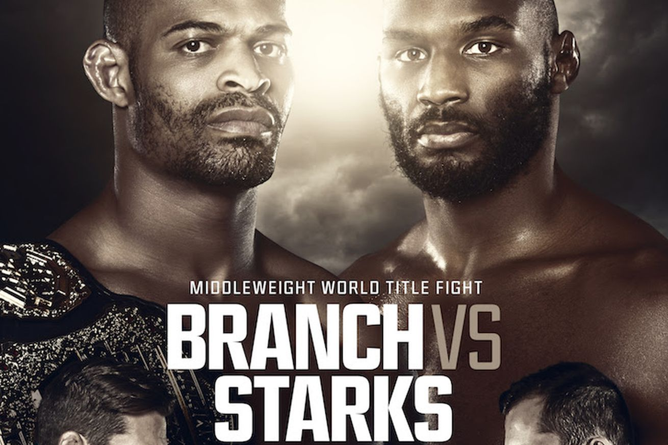 community news, WSOF 30 fight card complete for Branch vs Starks on April 2 in Las Vegas