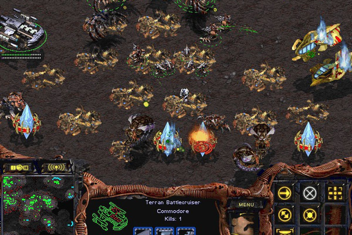 Original 'StarCraft' And 'Brood War' Expansion Are Now FREE