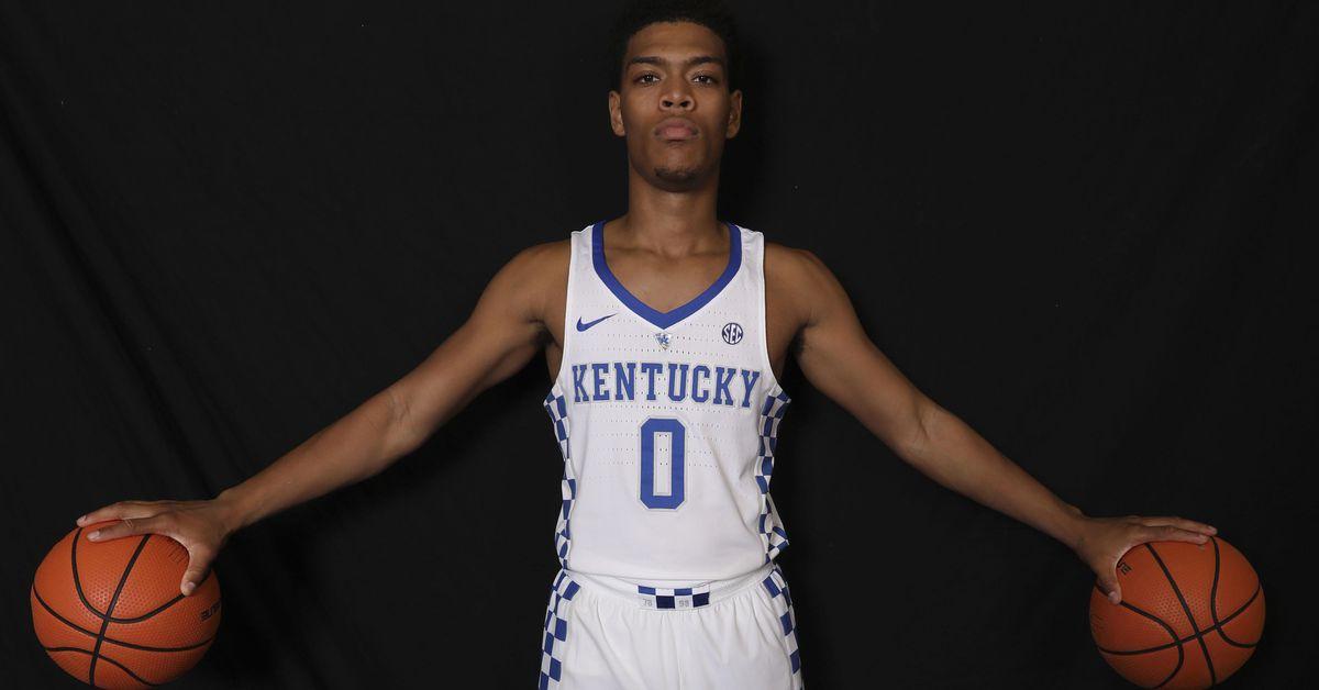 Uk Basketball: John Calipari Loves What Kentucky Basketball Has In Quade