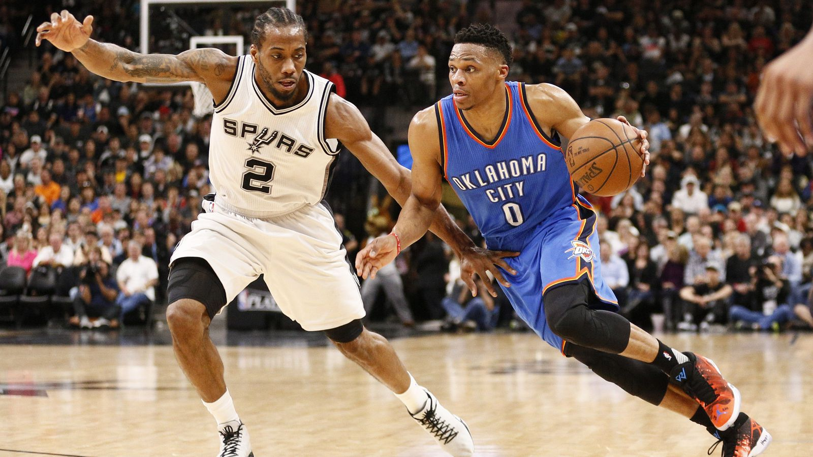 Spurs vs. Thunder, NBA playoffs 2016: Start time, TV schedule and live stream for Game 3