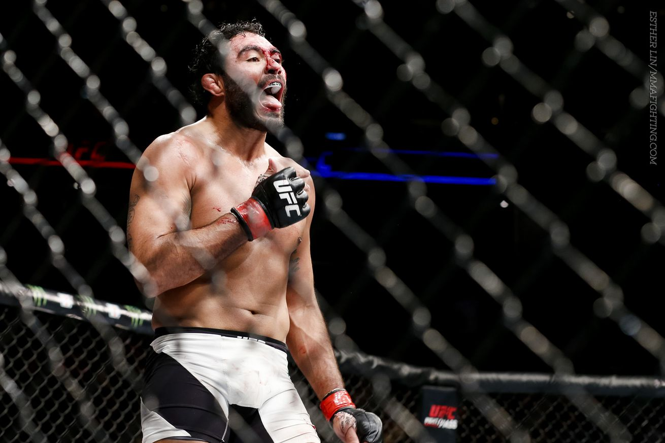Rafael Natal wants to test Robert Whittaker's jiu jitsu, finish him at UFC 197