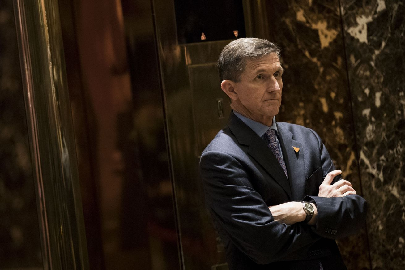 "Disgraced Trump adviser Mike Flynn admits he worked as a ""foreign agent"" for the Turkish government"