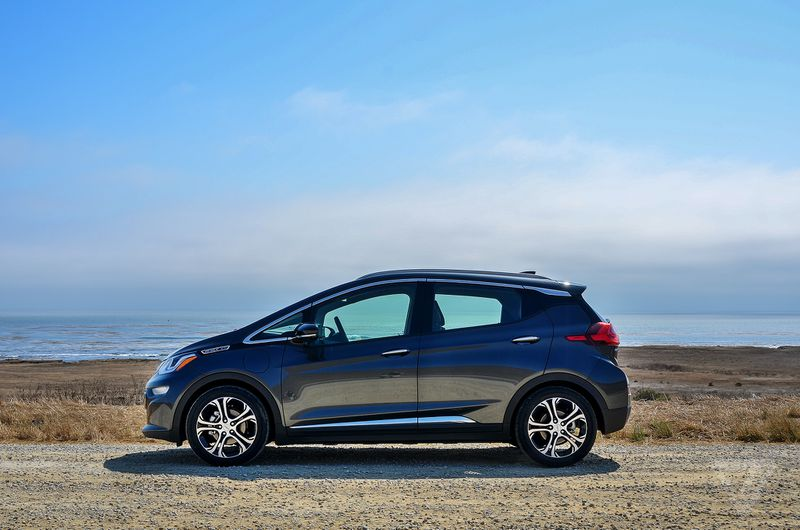 Chevy Bolt drive gallery
