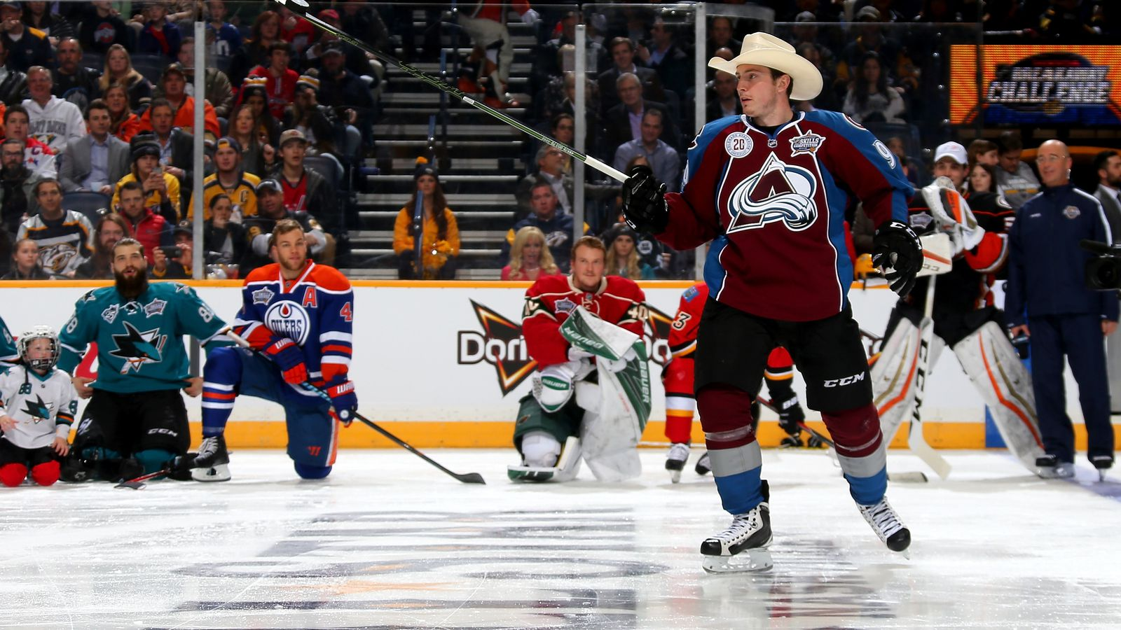 NHL to scrap All-Star 'Breakaway Challenge' starting this year, per report