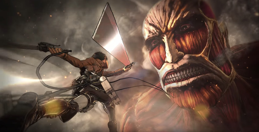 titans red shingeki no - photo #42