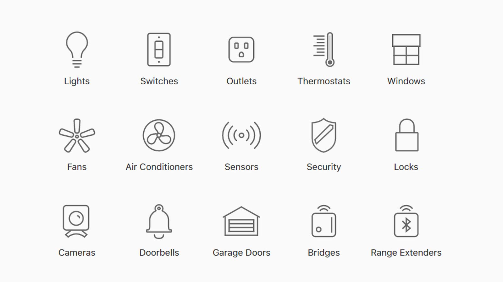 apple u2019s website now has a useful list of smart home