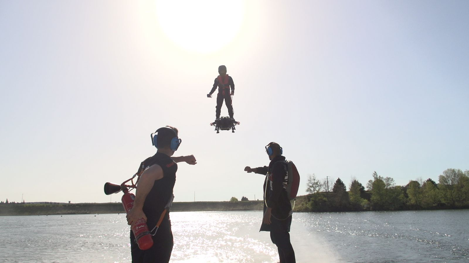 Water Hoverboard For Sale >> Yes, the jet-powered hoverboard is real, and yes, the ...