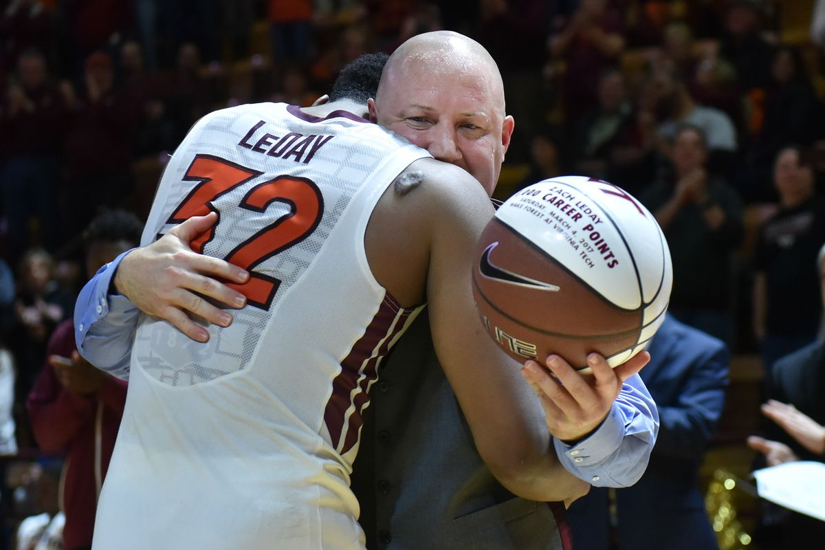 Hokies fall to Wisconsin, 84-74, in NCAA first round action