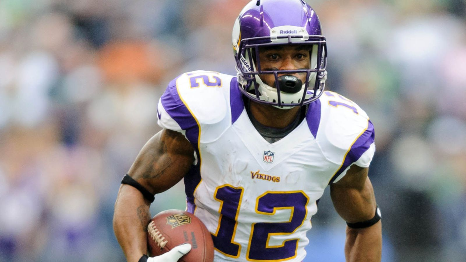 Vikings willing to trade Percy Harvin, according to report ...