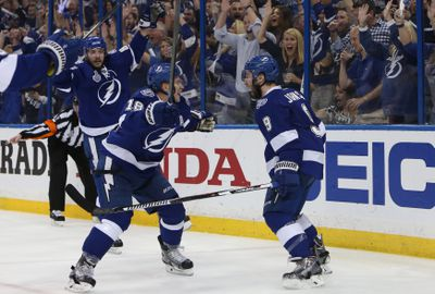 NHL: Stanley Cup Final-Chicago Blackhawks at Tampa Bay Lightning
