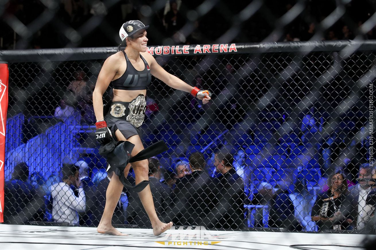 Amanda Nunes issues apology to Ronda Rousey
