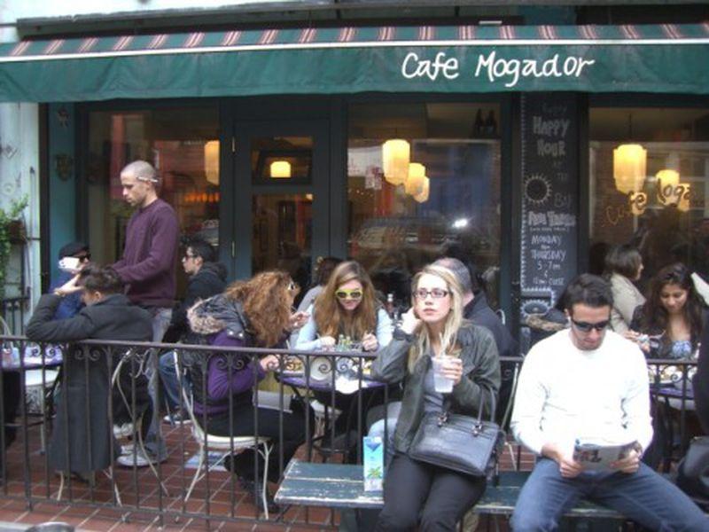 Cafe Mogador Brunch Prices