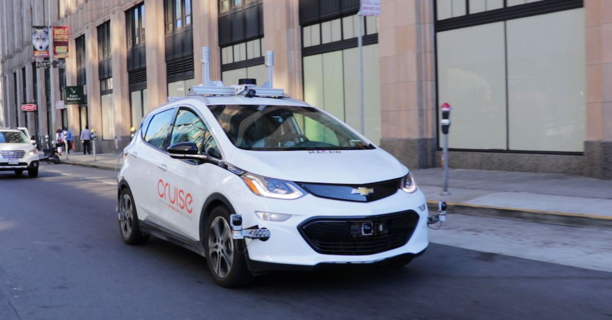 Why GM is vertically integrating as it moves deeper into making self-driving cars