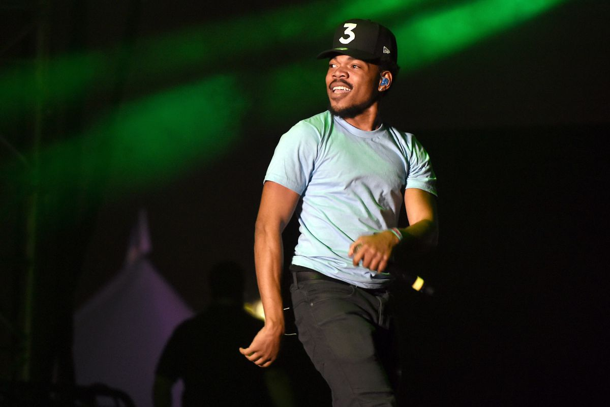 The coloring book grammy - Photo By Kevin Winter Getty Images A Week After Chance The Rapper Released Coloring Book