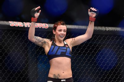 Gutted Joanne Calderwood details UFC Fight Night 80 injury: Im only going to be out for a few weeks