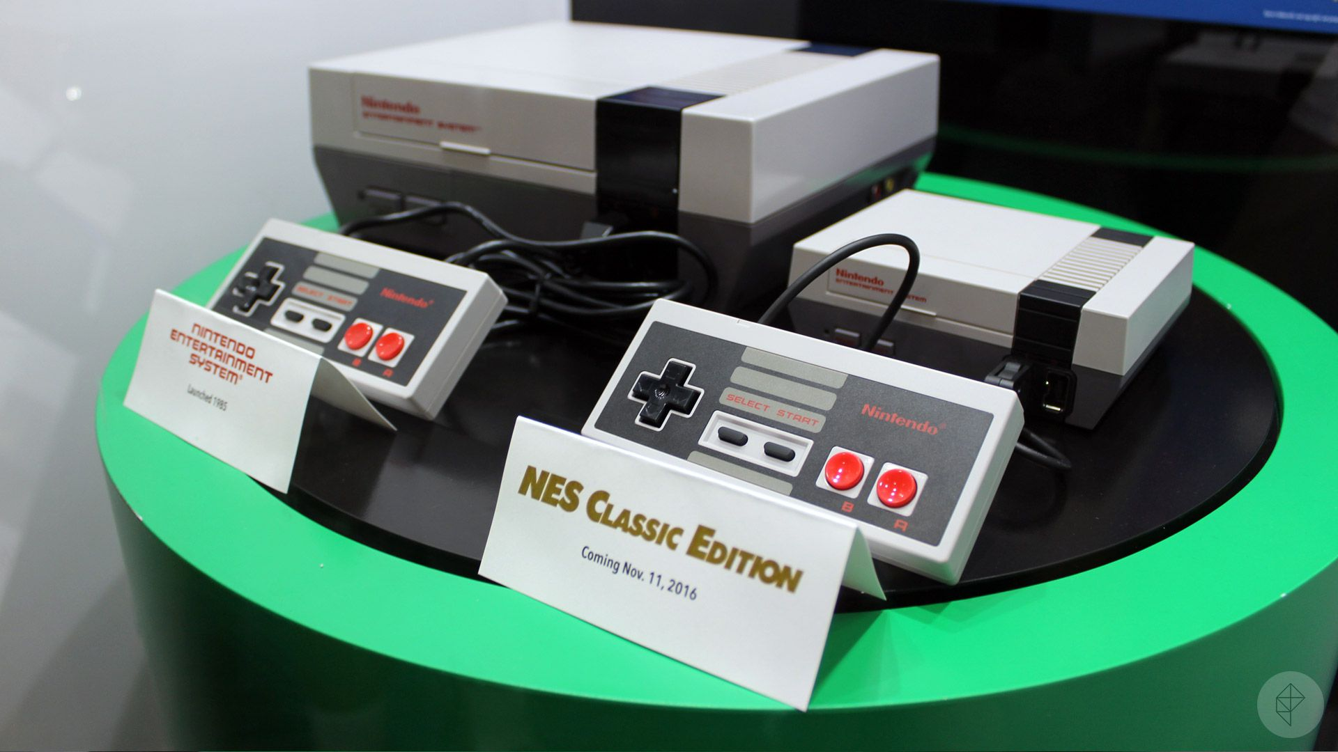 Up close with nintendo 39 s new nes classic edition polygon - How much is a super nintendo console worth ...