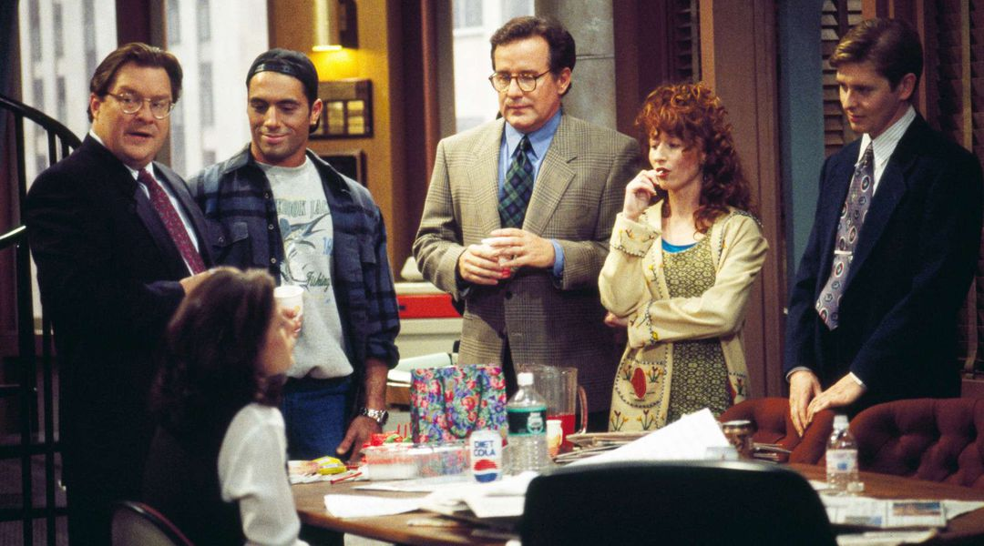 NewsRadio was the best sitcom of the 1990s - Vox