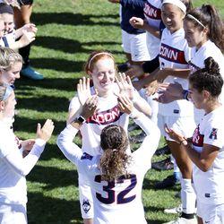 ECU Pirates vs UConn Huskies women's soccer